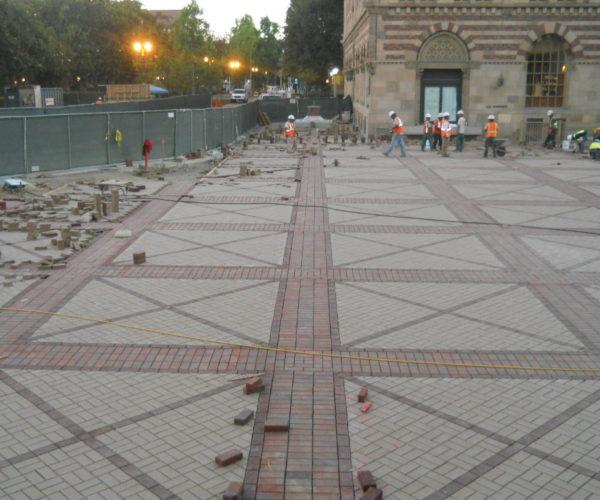 Trojan Square Pavers - HBA Masonry